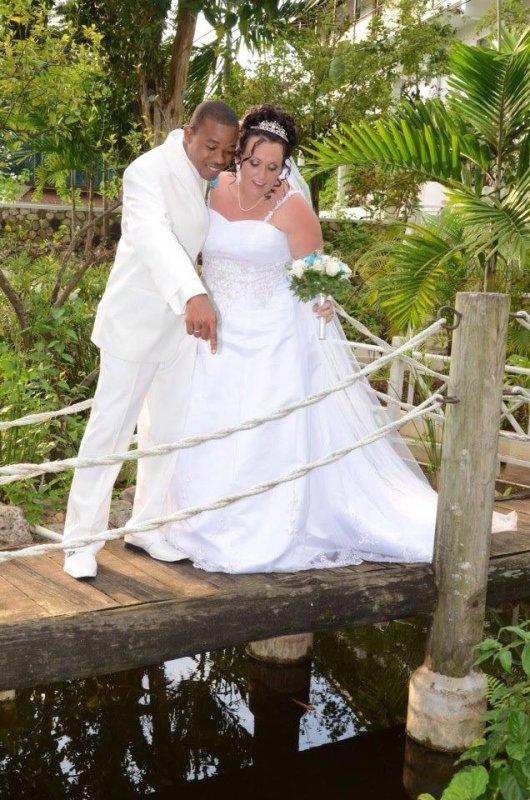 ma cousine avec sont mari