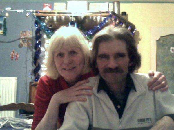mon homme et moi un petit passage de noel 2013