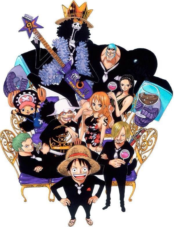 Bienvenue sur le blog d'une accro de One Piece !!