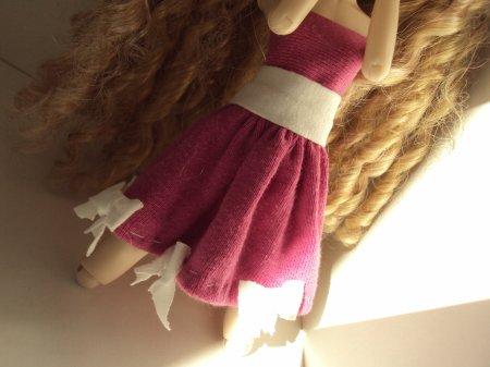 Nouvelle robe.