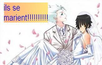 ils se marient!!!!!!!!!!