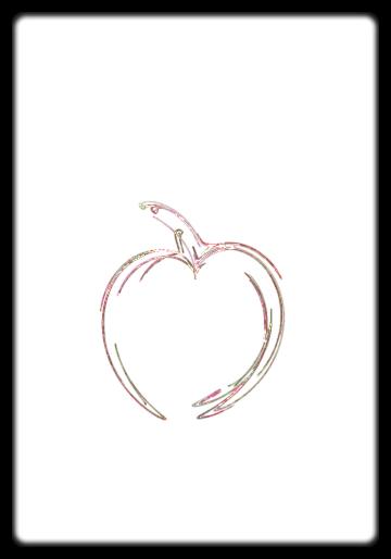 La fameuse pomme ._.