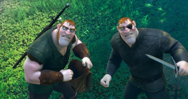 Les frères Stabbington