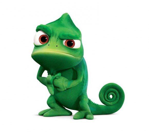 Pascal le cameleon