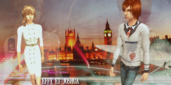 Effy & Joshua