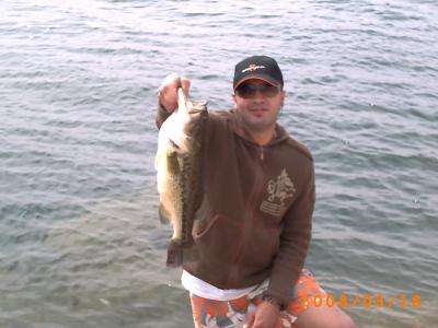 La pêche des falaises