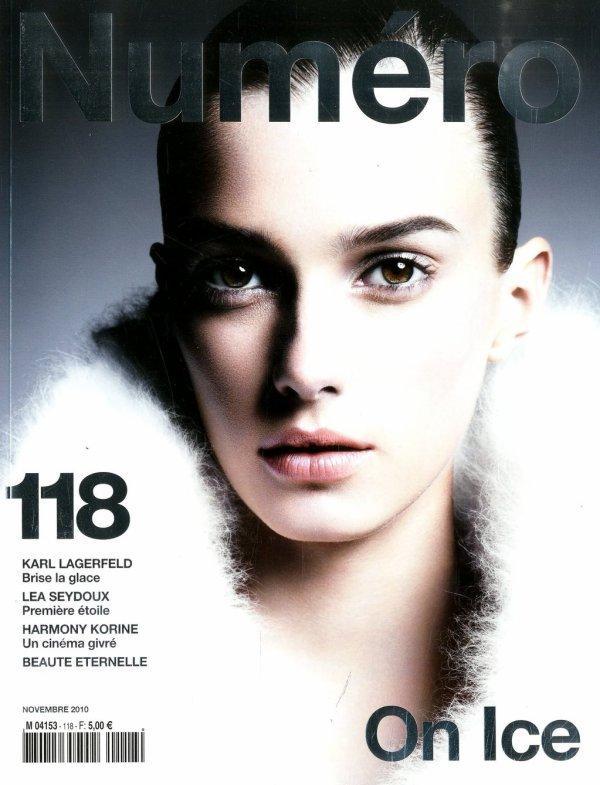 . Sigrid Agren ■■ Numéro #118 Novembre 2010.