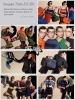 . Mariacarla Boscono, Arizona Muse, Kinga Razjak, Zuzanna Bijoch, Tati Cotliar ■■ Prada S/S 2011 by Steven Meisel | Je trouve cette campagne fade!.