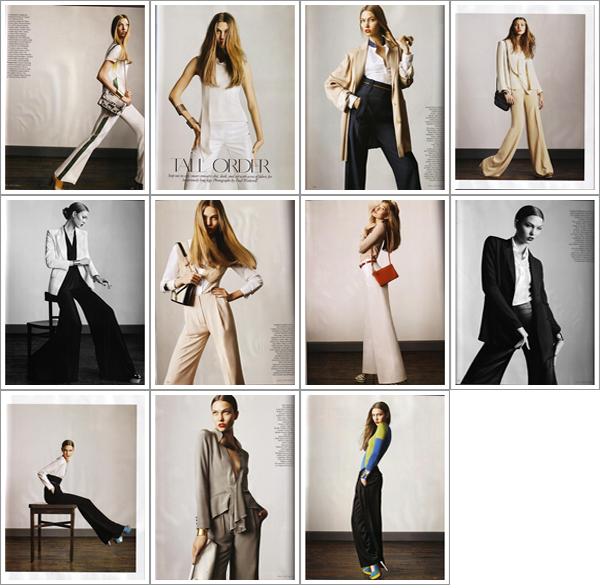 . Keira Knightley | Vogue UK Janvier 2011Une très jolie couverture glamour et classe à souhait