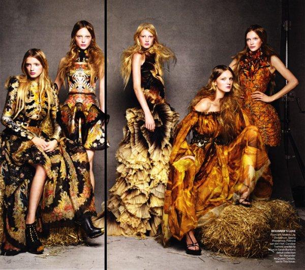 . Vogue US Janvier 2011 | Natalie PortmanJ'adore les éditos!