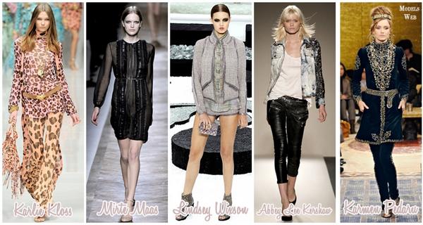 ° Les 10 nouveaux mannequins | Par Vogue.fr°