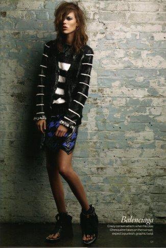 . Vogue UK Février 2011