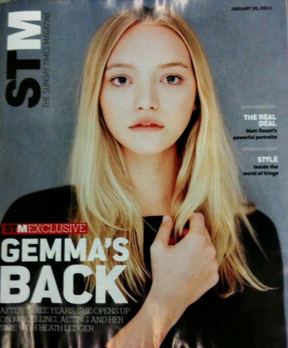 Gemma Ward | STM Magazine