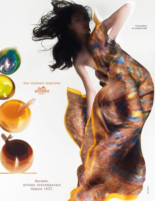 Jacquelyn Jablonski | Hermès S/S 2011