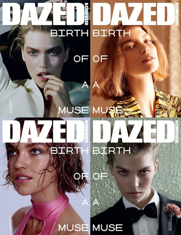 Arizona Muse | Dazed & Confused Mars 2011