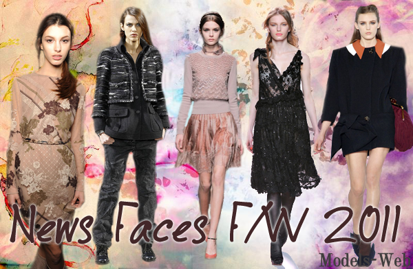 . NEWS FACES F/W 2011.