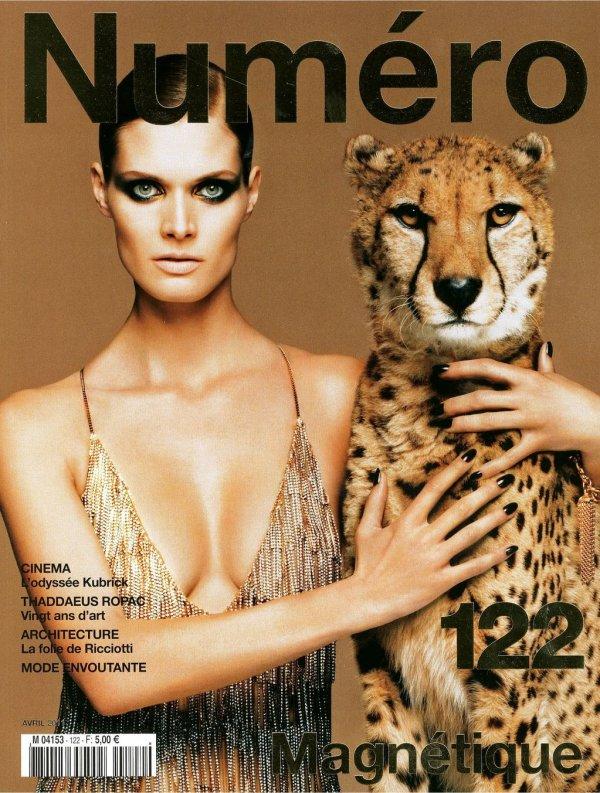 Malgosia Bela | Numéro #122 Avril 2011
