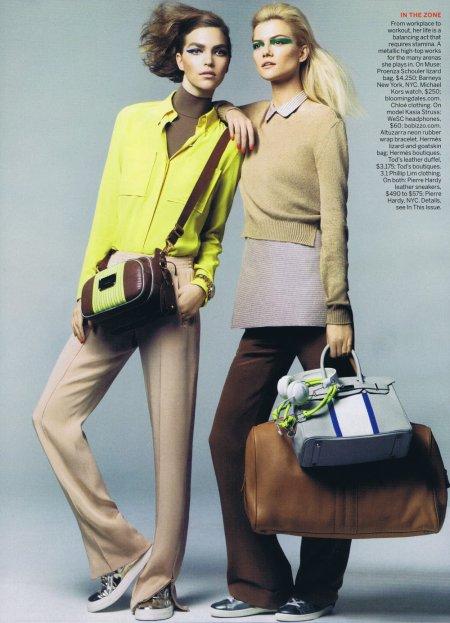 Vogue US May 2011