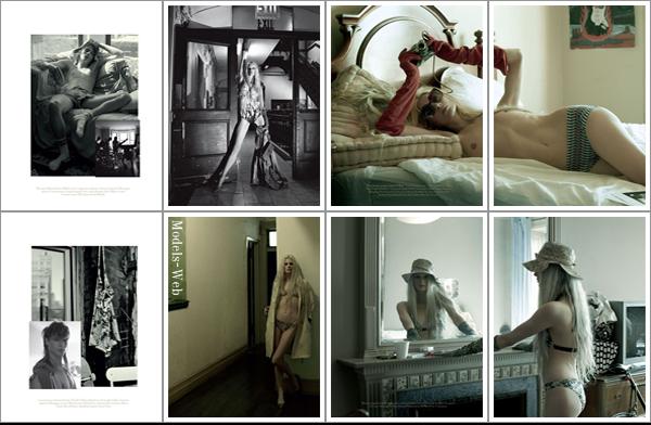 Kristen McMenamy | Vogue Italie Mai 2011 by Steven Meisel