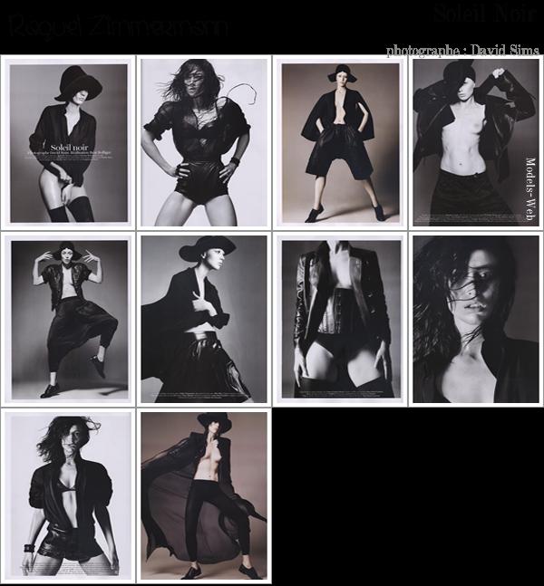 Isabeli Fontana | Vogue Paris Juin/Juillet 2011