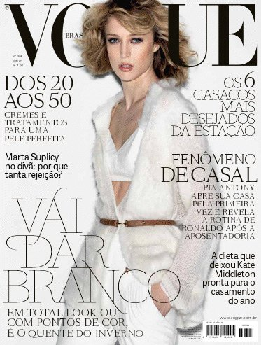 Raquel Zimmermann | Vogue Brésil Juin 2011[TFS : tarsha]
