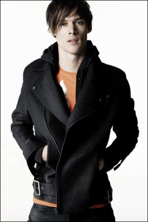[Modèle à l'honneur] Les mannequins hommes[Models.com]