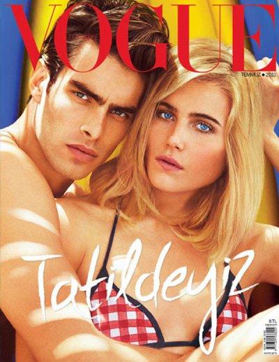 Dree Hemingway & Jon Kortajarena | Vogue Turquie Juillet 2011