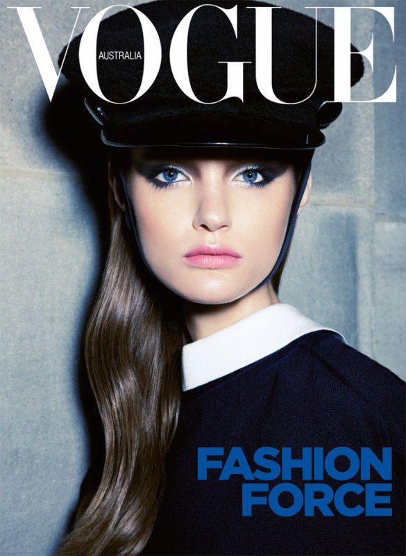 Katie Fogarty | Vogue Australie Septembre 2011