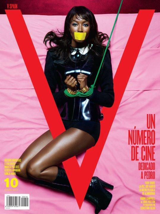Naomi Campbell | V Spain #10