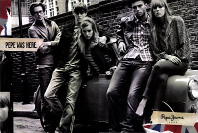 Pepe Jeans S/S 2012