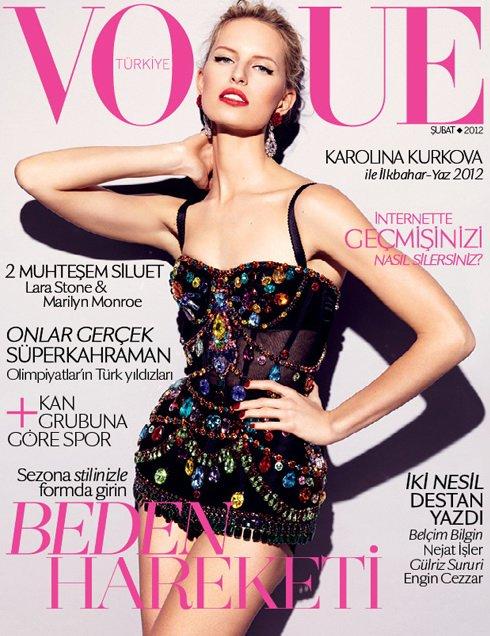 Vogue Turquie Fevrier 2012