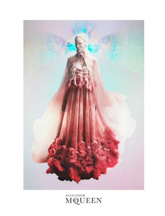 Alexander McQueen S/S 2012 : Zuzanna Bijoch