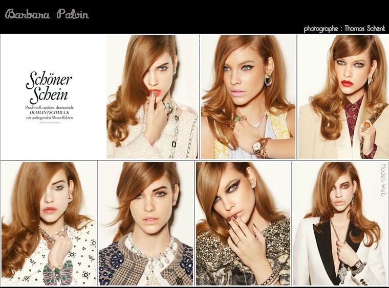 Vogue Allemagne Avril 2012 | Iris Strubegger