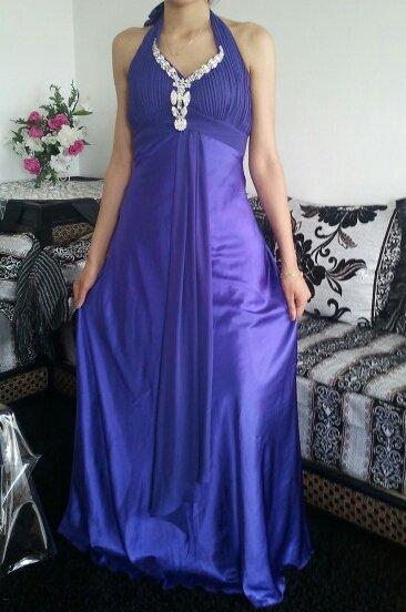 Robe de soirée Violet