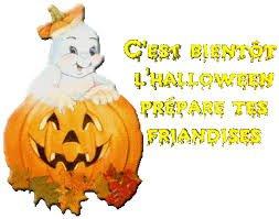Bientot Hallowen !