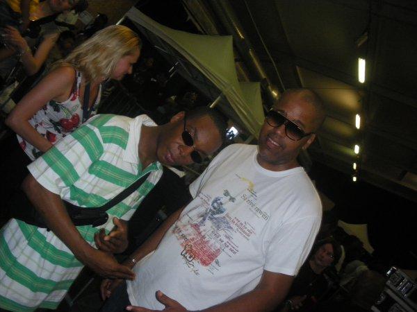 chanteur de zouk et moi le rappeur