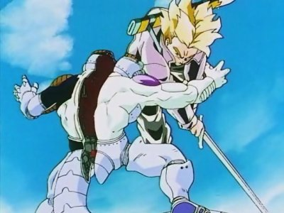 Trunks VS Freezer