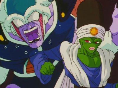 Sangoku et Paikuhan VS Cell, Freezer et ses hommes