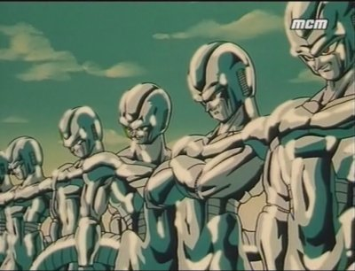 100.000 guerriers de métal