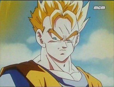 Mirai Sangohan super guerrier