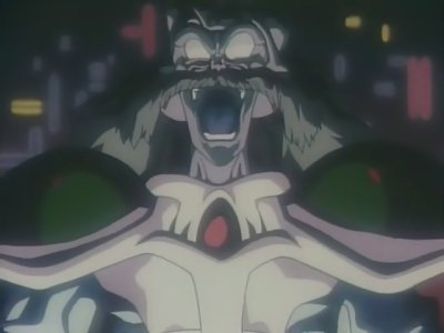 Docteur Raichi (Ghost Senshi)