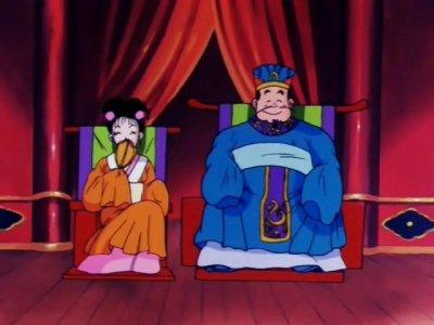 Le Roi et La Reine du Village de Ken le grand