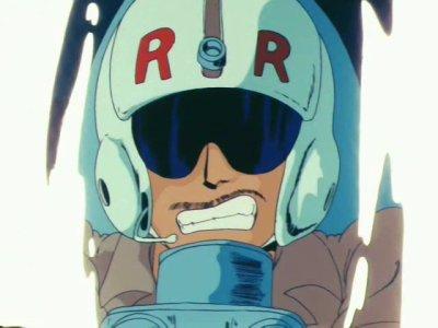 Soldat de l'armée de l'air du Ruban Rouge
