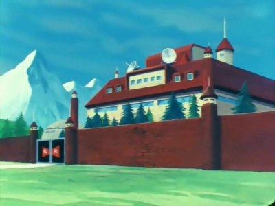 Quartier général de l'armée du ruban rouge