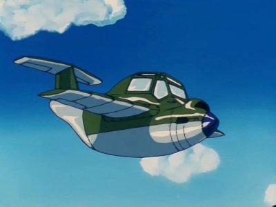 Avion de Pilaf