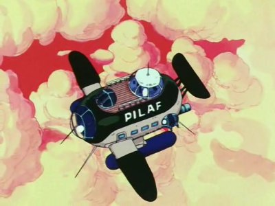 Avion de Pilaf 2