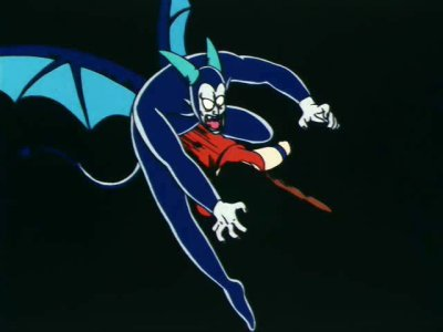 Sangoku VS Diableman