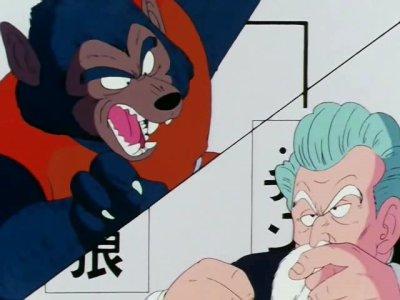 Le Loup Garou VS Jackie Chun