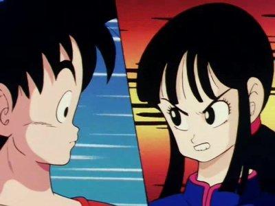 Sangoku VS Chichi