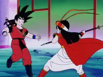 Sangoku VS Aline